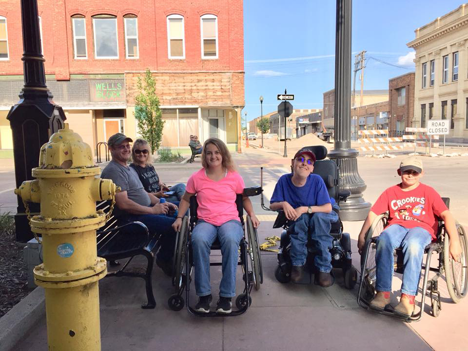 Americans with Disabilities Act beneficiaries