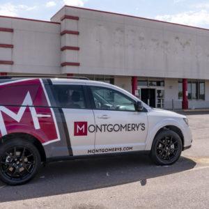 Montgomery's Furniture Store
