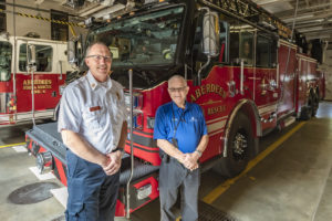 Aberdeen Area Chaplain Corps firehouse