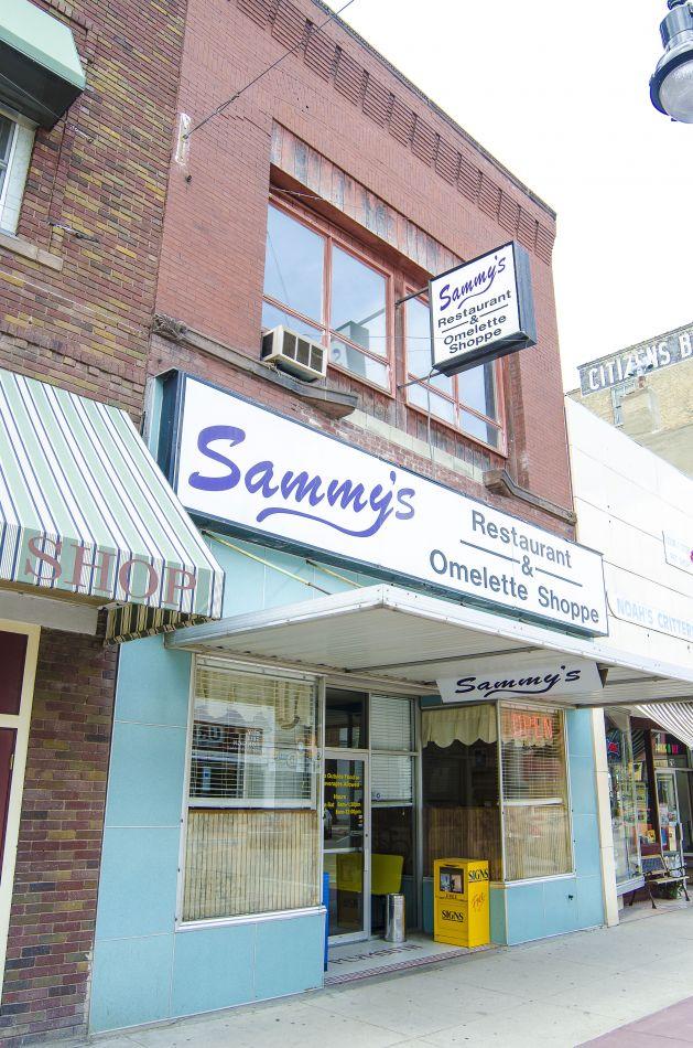 Sammy's Omelette Shoppe