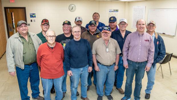 Aberdeen Area Veterans Memorial Center members