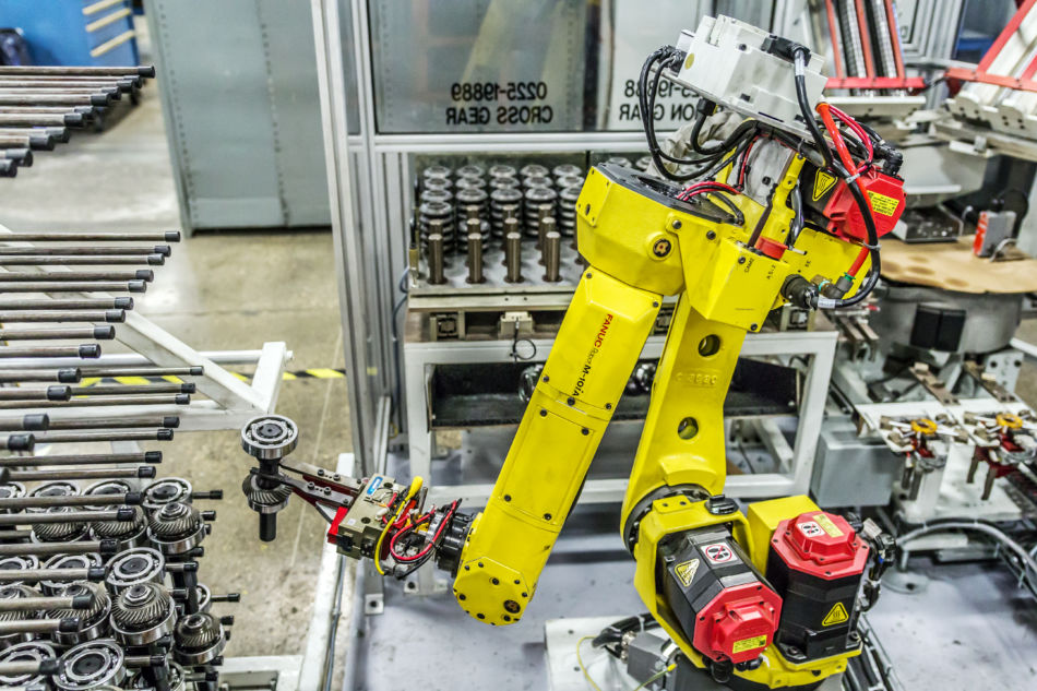 Hub City Robot