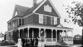 West Hill Mansion